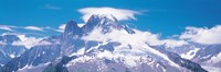 """Chamonix France by Panoramic Images - 36"""" x 12"""""""