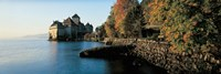 Chillon Castle Switzerland Fine Art Print
