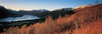 """Ullswater Lake District England by Panoramic Images - 36"""" x 12"""" - $34.99"""