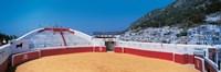 "Mijas Spain by Panoramic Images - 36"" x 12"""