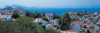 "Idra Island Greece by Panoramic Images - 36"" x 12"""