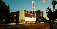 """Kirk Douglas Theatre, Culver City, Los Angeles County, California, USA by Panoramic Images - 23"""" x 12"""", FulcrumGallery.com brand"""