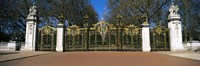 """Canada Gate at Green Park, City of Westminster, London, England by Panoramic Images - 36"""" x 12"""""""