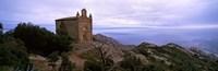 "Ermita de Sant Joan at Montserrat, Catalonia, Spain by Panoramic Images - 37"" x 12"", FulcrumGallery.com brand"