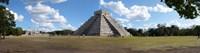 Kukulkan Pyramid, Yucatan, Mexico Fine Art Print