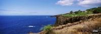 "Black Rock, Kaanapali, Maui, Hawaii by Panoramic Images - 35"" x 12"""