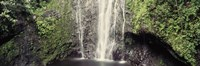 """Water falling from a rock, Hawaii, USA by Panoramic Images - 36"""" x 12"""""""