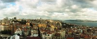"""Aerial view of Istanbul, Turkey by Panoramic Images - 29"""" x 12"""" - $34.99"""