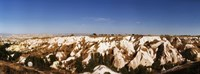 "Landscape of rocks, Cappadocia, Central Anatolia Region, Turkey by Panoramic Images - 32"" x 12"""