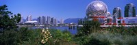 "Science Museum, Vancouver, British Columbia, Canada by Panoramic Images - 36"" x 12"""
