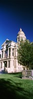 Wyoming State Capitol Building, Cheyenne, Wyoming, USA by Panoramic Images - various sizes