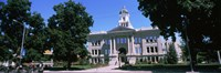 """Missoula County Courthouse, Missoula, Montana by Panoramic Images - 37"""" x 12"""""""