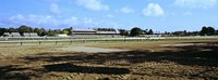 """Saratoga Racecourse at Saratoga Springs, New York State, USA by Panoramic Images - 32"""" x 12"""", FulcrumGallery.com brand"""