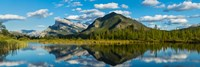 Mount Rundle and Sulphur Mountain, Banff National Park, Alberta, Canada by Panoramic Images - various sizes - $32.49