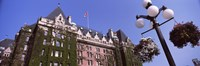 """Empress Hotel, Victoria, Vancouver Island, British Columbia, Canada by Panoramic Images - 36"""" x 12"""""""