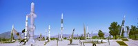 """White Sands Missile Range Museum, Alamogordo, New Mexico by Panoramic Images - 35"""" x 12"""" - $34.99"""