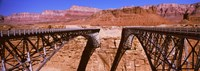 Navajo Bridge at Grand Canyon National Park, Arizona Fine Art Print