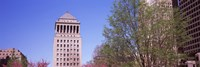 Low angle view of a government building, Civil Courts Building, St. Louis, Missouri, USA by Panoramic Images - various sizes, FulcrumGallery.com brand