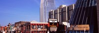 """Downtown district of Nashville, Tennessee by Panoramic Images - 35"""" x 12"""""""