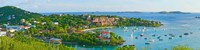 "Cruz Bay, St. John, US Virgin Islands by Panoramic Images - 48"" x 12"""