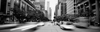Michigan Avenue, Chicago, Illinois, USA by Panoramic Images - various sizes
