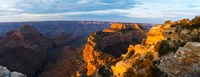 Wotans Throne from Cape Royal, North Rim, Grand Canyon National Park, Arizona, USA by Panoramic Images - various sizes