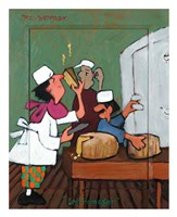 Le Fromager Fine Art Print