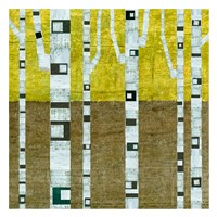 Fall Birches Fine Art Print