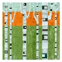 Spring Birches Fine Art Print