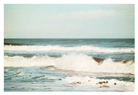Flowing Sea Fine Art Print
