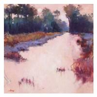 Coral Dawn Fine Art Print