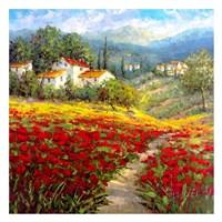 Fleur du Pays I Fine Art Print