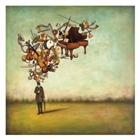 Thanks for the Melodies Fine Art Print