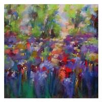Among the Wildflowers Fine Art Print