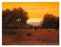 Autumn Glow Fine Art Print