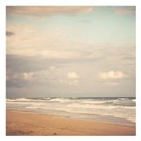 """Memories of the Beach by Irene Suchocki - 26"""" x 26"""""""