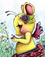 Garden Girls by Jennifer Nilsson - various sizes