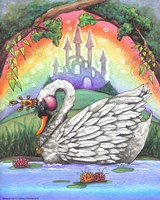 The Swan Princess by Jennifer Nilsson - various sizes