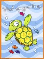 Sea Turtle Fine Art Print