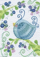Blueberry Morning by Jennifer Nilsson - various sizes