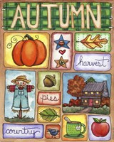 Signs of Autumn by Jennifer Nilsson - various sizes
