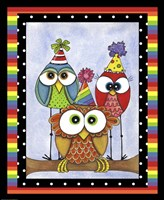 Happy Bird-Day to You by Jennifer Nilsson - various sizes