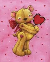 Sweetheart Bear by Jennifer Nilsson - various sizes
