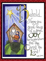 Great Joy by Jennifer Nilsson - various sizes