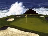 Golf Course 2 Fine Art Print