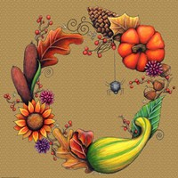 Season of Blessings-Autumn by Jennifer Nilsson - various sizes