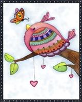 Hello Friend Birdy by Jennifer Nilsson - various sizes