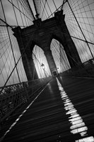 Brooklyn Bridge Study I by Moises Levy - various sizes