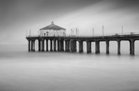 Manhattan Beach 3 Fine Art Print