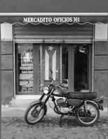 Mercadito Oficios by Moises Levy - various sizes, FulcrumGallery.com brand